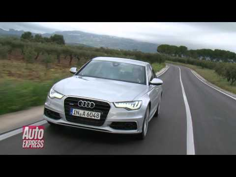 New Audi A6 review – Auto Express