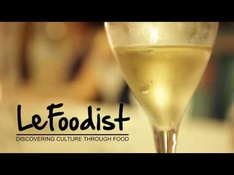 Wine Tasting in Paris at Le Foodist