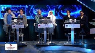 Video Asian Level Quiz Nobel Quiz Mania season 6 episode 23   Philippines vs Indonesia vs Bangladesh MP3, 3GP, MP4, WEBM, AVI, FLV Mei 2019
