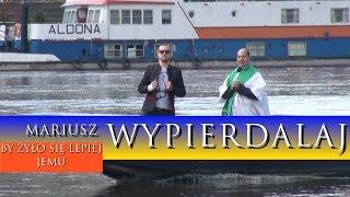 Pan Mariusz Wypierdalaj! Jedyny prawilny kandydat na Prezydenta!
