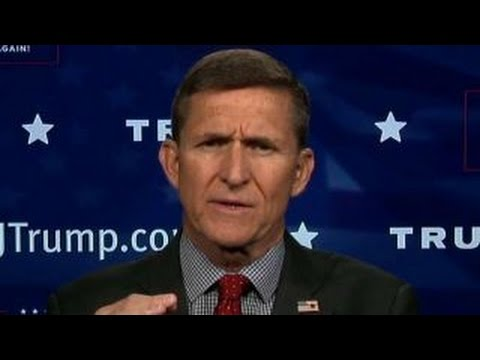 Gen. Flynn: Clinton should step down from race