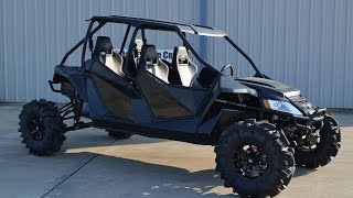 9. 2014 Arctic Cat Wildcat 4X Limited with 6 Inch Lift and 32 Inch Mudder Inlaw tires