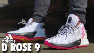 Video adidas D ROSE 9 REVIEW MP3, 3GP, MP4, WEBM, AVI, FLV September 2018
