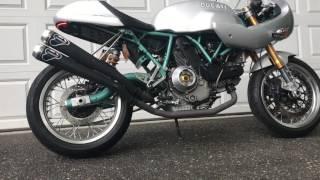7. Ducati Paul Smart 1000 Termignoni