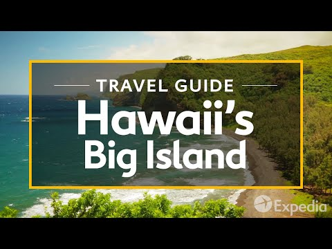 Hawaii's Big Island Vacation Travel Guide
