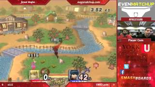 So for the past few months i've been working with my best friends to come up with ideas to revitalize SSBB. We decided to give a 1 stock BO5 tournament a try, here is a playlist of the event!
