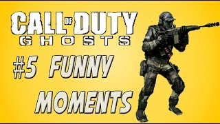 COD Ghosts Funny Moments - Ninja Defuze, You are dump, Shoutcasts, Basically I Do Work - sMashFabe