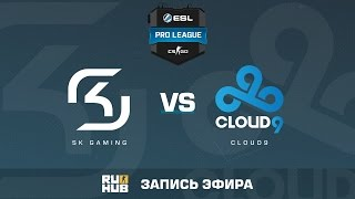 SK Gaming vs. Cloud9 - ESL Pro League S5 - de_inferno [Flife]