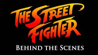 THE STREET FIGHTER Behind the Scenes - TGS