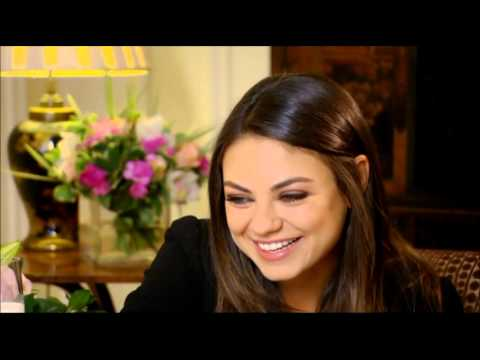 Kunis) - Little Ant & Dec Interview Mila Kunis on Ant & Dec's Saturday Night Takeaway 2nd March 2013.