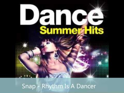 rhythm is a dancer - snap - dance anni 90