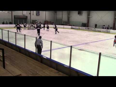 Danny Brogan's #SCTop10 Michigan Move Goal vs. Holy Cross