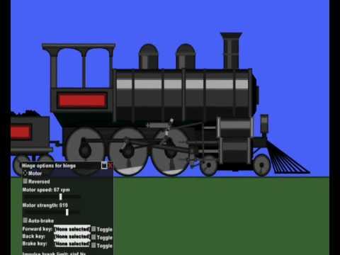 Phun Locomotive Test