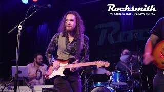 To celebrate Rocksmith's 5th anniversary, three players won a trip to San Francisco to perform live, with a real band in a real club. This is Tim's' story. F...