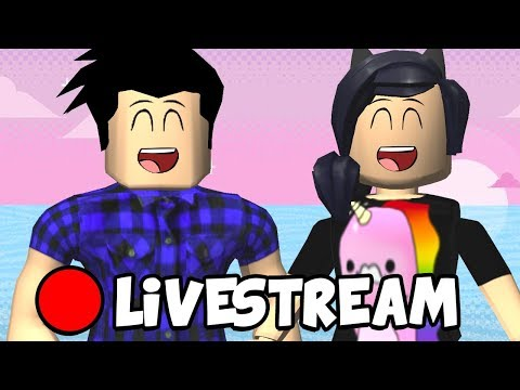 [Live] JOGANDO ROBLOX COM A GALERA! #LiveMarmota