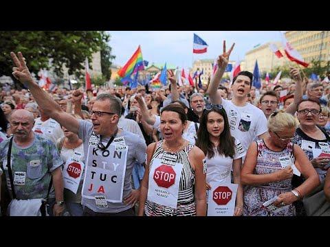 Ατομικά δικαιώματα και μειονότητες στην συντηρητική Πολωνία…