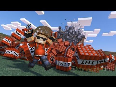 Minecraft краш сервера FlackPlay