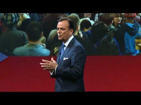 Rick J. Caruso's Opening Keynote at the National Retail Federation BIG Show 2014