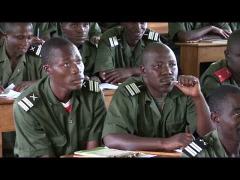 Many people say non-commissioned officers are the backbone of any nations military. If that's true, then providing high-quality training to NCO's such as NCO academies is key for a successful military. Technical Sergeant Jessica Wolter takes us to Burundi where Combined Joint Task Force - Horn of Africa is visiting the Camp Bururi NCO Academy.