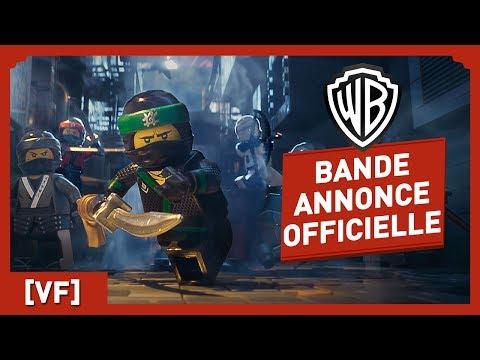 LEGO® NINJAGO®, Le Film - Bande Annonce Officielle (VF)