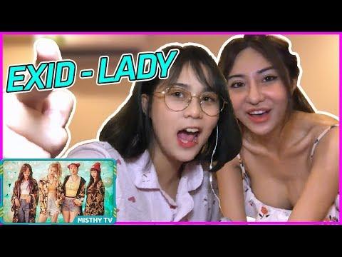 Giữa đêm Misthy và Chị Gái giật mồng xem clip LADY (내일해) - EXID(이엑스아이디) || Sân si cùng Misthy - Thời lượng: 5:45.
