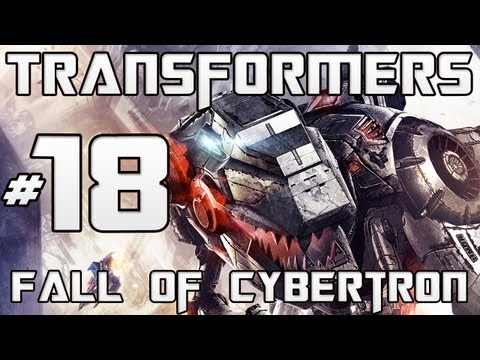 Transformers Fall of Cybertron Campaign - Chapter 12 - Grimlock Smash (Pt. 1) (видео)