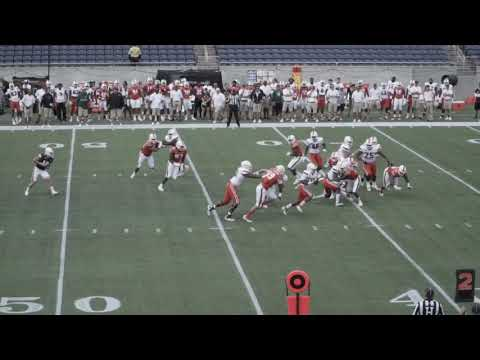 University Of Miami Spring Game 2019 Orlando Footage
