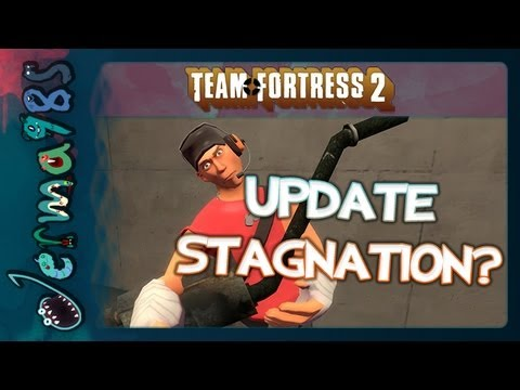 Jerma985 - SteamPipe Launches today for TF2. On the topic of updates, I also go over the lack of content patches in recent months. +Like to help spread the infection! :...