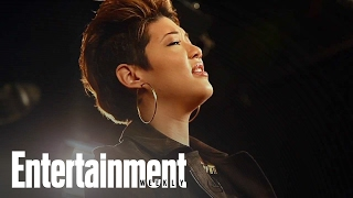 The Voice on EW: Full Interview with Tessanne Chin