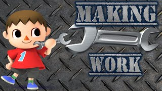 Making Villager Work – A Smash 4 For Glory Montage