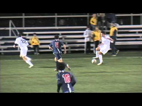 Video Highlights Oct. 24, 2010: Yale Men's Soccer vs Penn
