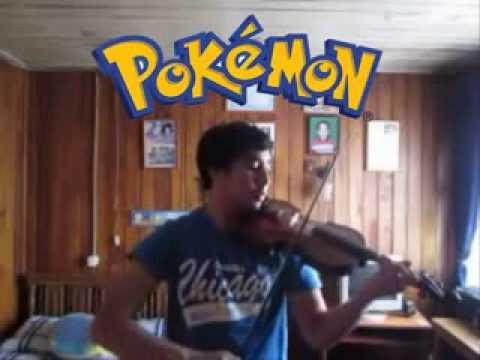 Partituras Pokemon Opening 1 (Music Sheets) – Violin