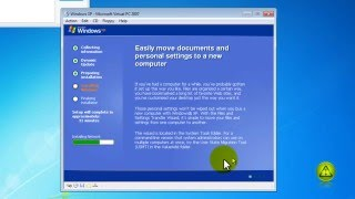 How to Install Windows XP on Virtual PC by AvoidErrors