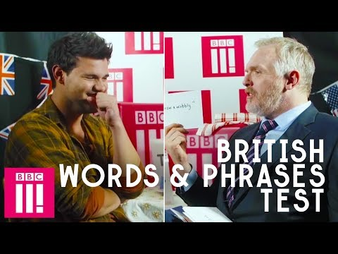 Greg Davies Tests Taylor Lautner On British Words And Phrases | Cuckoo Series 4 Quiz part 2