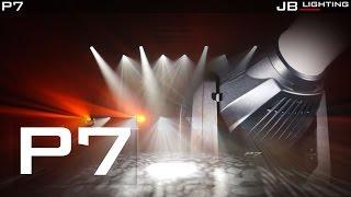 JB-Lighting - P7 LED CMY Spot - Product Video