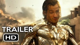 Gods of Egypt Official Trailer #2 (2016) Gerard Butler Fantasy Movie HD