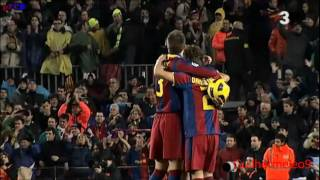 FC Barcelona Vs. Real Madrid 5-0  HD  EL CLASICO