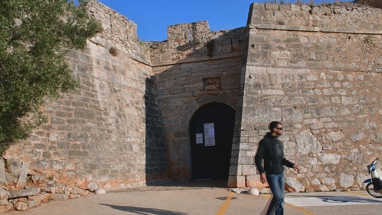 Κλειστά  τα μουσεία και οι αρχαιολογικοί χώροι και στο Ναύπλιο