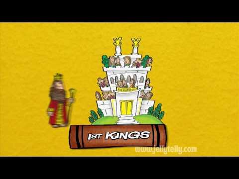 1 amp 2 Kings Video Clips for Children 39 s