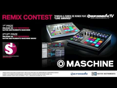 Remix contest for Tenishia & Ruben de Ronde - Love Survives
