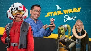 In this installment of The Star Wars Show, we look ahead to what Star Wars content will be at D23 Expo, get a sneak peek at the Star Wars Adventures ashcan coming to SDCC, talk with Nien Nunb puppeteer Mike Quinn, and much more!Watch more of The Star Wars Show at https://www.youtube.com/playlist?list=PL148kCvXk8pBjG-JOhlIU6rWzLyA2O2anVisit Star Wars at http://www.starwars.comSubscribe to Star Wars on YouTube at http://www.youtube.com/starwarsLike Star Wars on Facebook at http://www.facebook.com/starwarsFollow Star Wars on Twitter at http://www.twitter.com/starwarsFollow Star Wars on Instagram at http://www.instagram.com/starwarsFollow Star Wars on Tumblr at http://starwars.tumblr.com/