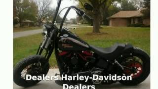 10. 2011 Harley-Davidson Softail Fat Boy - Walkaround and Info