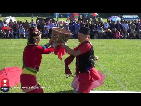 (Gurkha Cup  2018 lll Culture dance performance by Sayapatri culture group - Duration: 6 minutes, 23 seconds.)