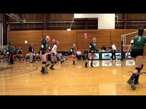 PSU Women's Volleyball vs. Bates