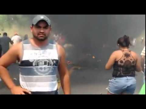 Camocim Polícia 24h - Quadrilha explode carro forte em pedra branca.