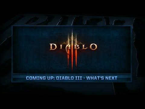Diablo 3 Whats Next BlizzCon 2014 FULL VIDEO Day 2