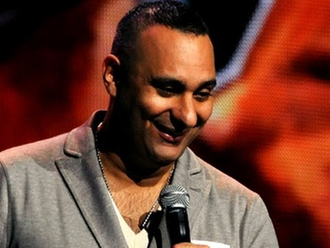 Russell Peters finds comedic success online