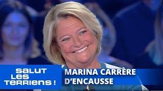 """Video Marina Carrère d'Encausse """" Je ne m'aime pas, je n'ai pas confiance en moi"""" - Salut les Terriens MP3, 3GP, MP4, WEBM, AVI, FLV November 2017"""