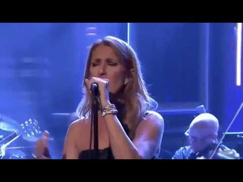 Céline Dion - The Show Must Go On (Jimmy Fallon Show 2016)