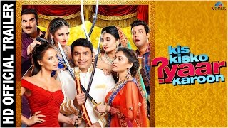 Nonton Kis Kisko Pyaar Karoon   Official Trailer   Kapil Sharma  Arbaaz  Elli  Manjari  Simran  Sai   Varun Film Subtitle Indonesia Streaming Movie Download